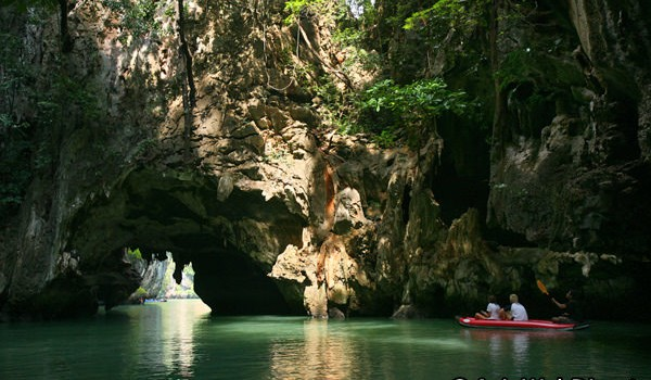 Canoeing and Canoe Trips Phuket