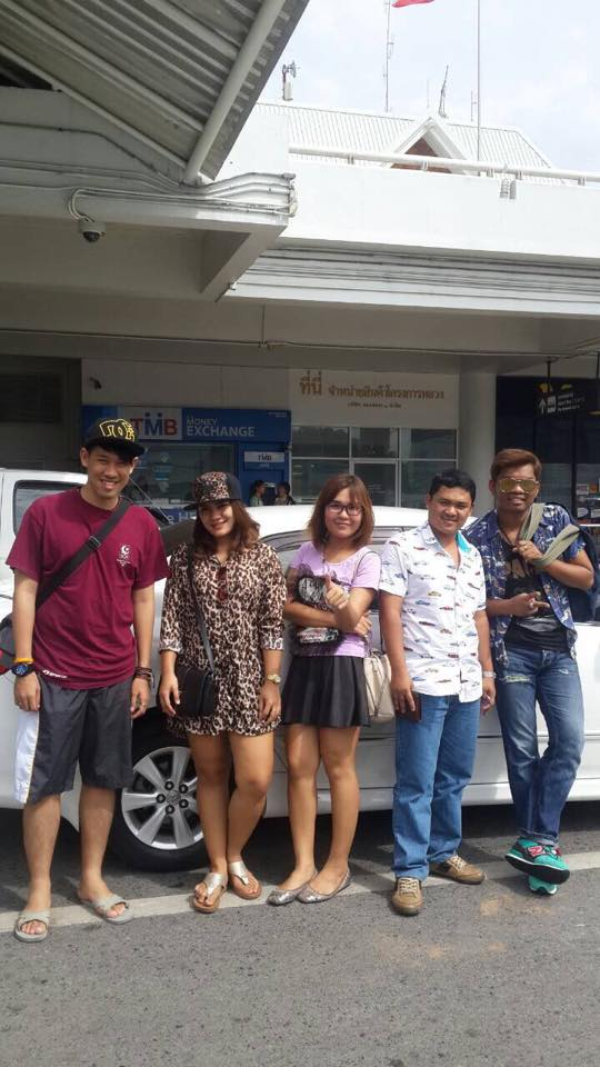 Phuket Airport Car Rent - customer11