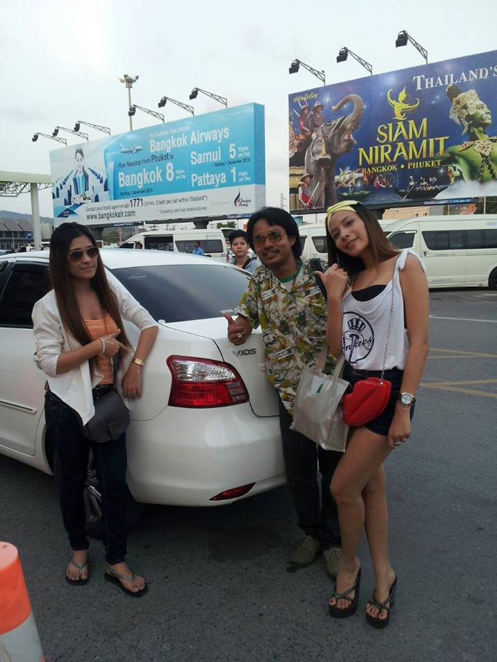 Phuket Airport Car Rent - customer1