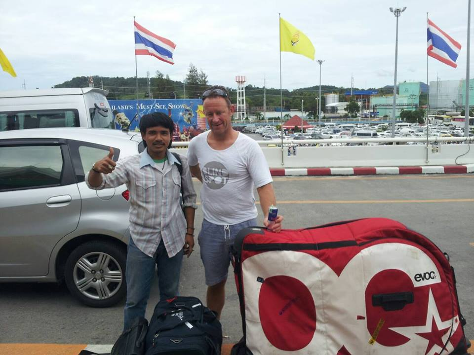 Phuket Airport Car Rent - customer6
