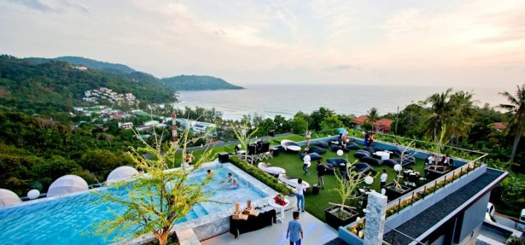 10 Popular hotels in Phuket