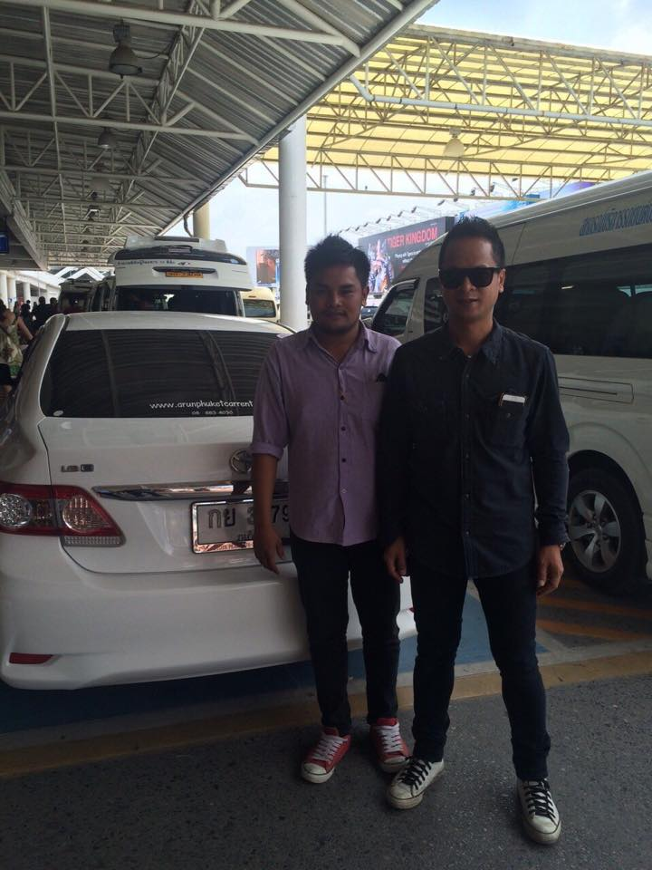 Phuket Airport Car Rent - customer2